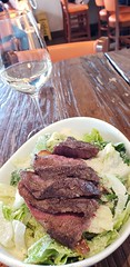 Steak Caesar Salad, 5280 Burger Bar. Westminster CO