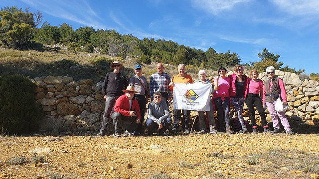 2020-03-08 Ruta El Port, pujada a Fredes des del pantà d'Ulldecona