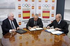 11/03/2020 - La Universidad y el Comité Olímpico Español crean en Deusto el Centro de Estudios Olímpicos