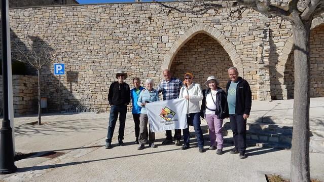 2020-02-23 Ruta del Císter 4ª Etapa De Vallbona de les Monges a Rocafort de Queralt