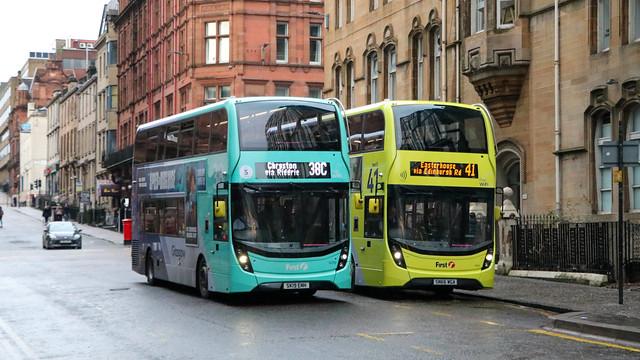 Glasgow Buses