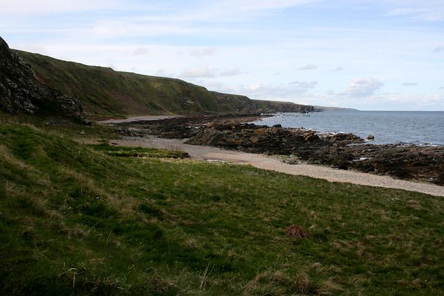 Skatie Shore near Stonehaven