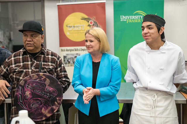 Partnership puts Indigenous UFV, VCC culinary students on path to success