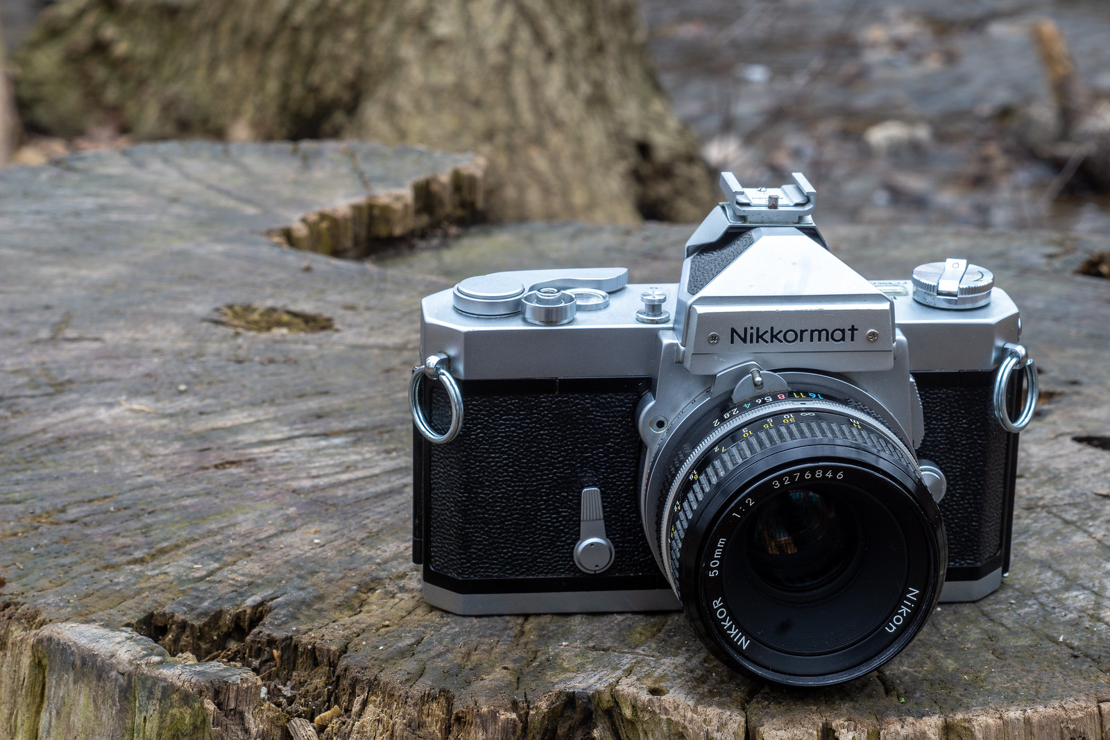 Camera Review Blog No. 122 - Nikon Nikkormat FTn