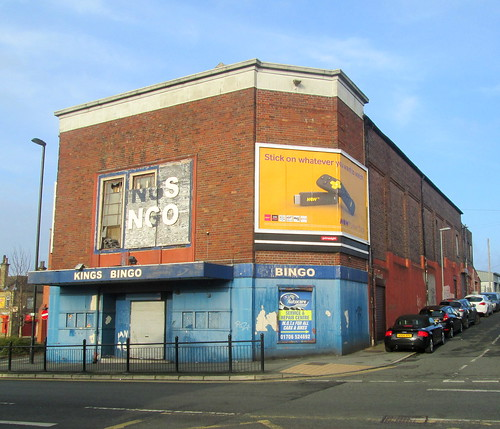 Former King's Cinema, Rochdale