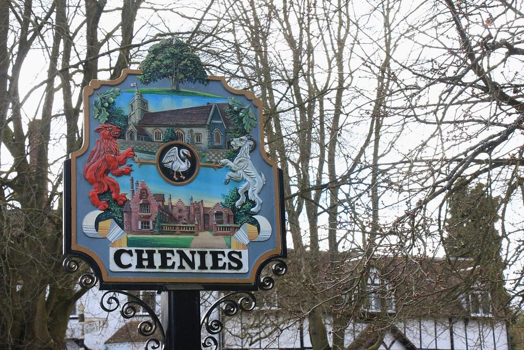 Chorleywood to Chesham 11 March 20 SWC7