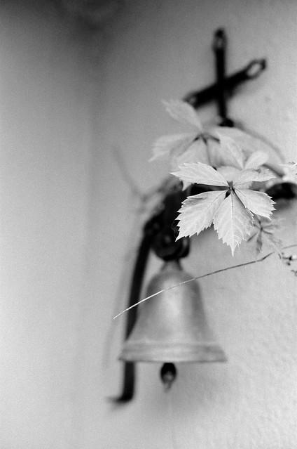 Pequeña campana - Nikon FM3a