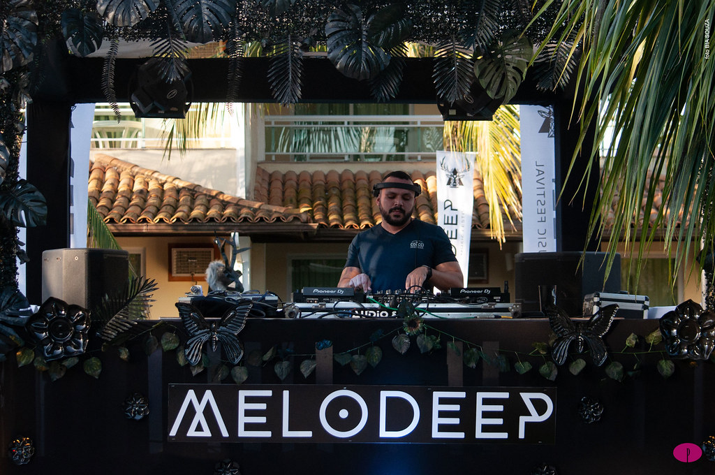 Fotos do evento MELODEEP - POOL PARTY em HOTEL ATLÂNTICO BÚZIOS - 14H