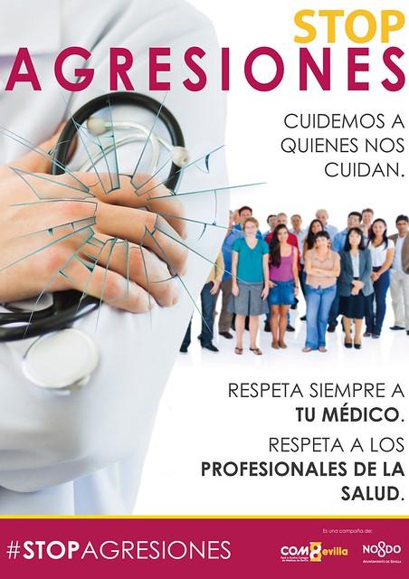 Campaña Stop Agresiones Sanitarios
