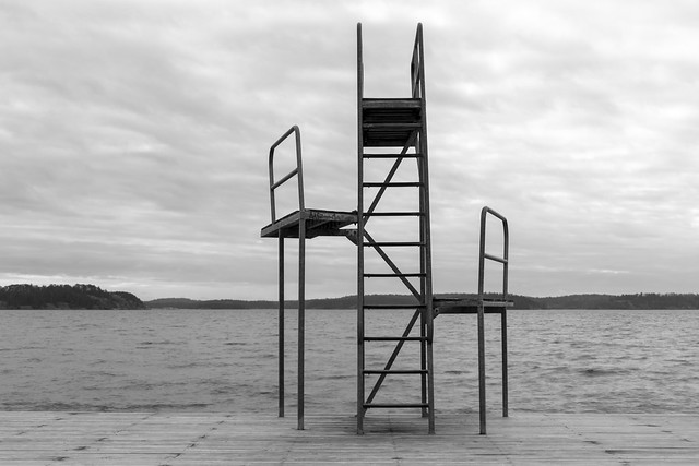The Dive Tower