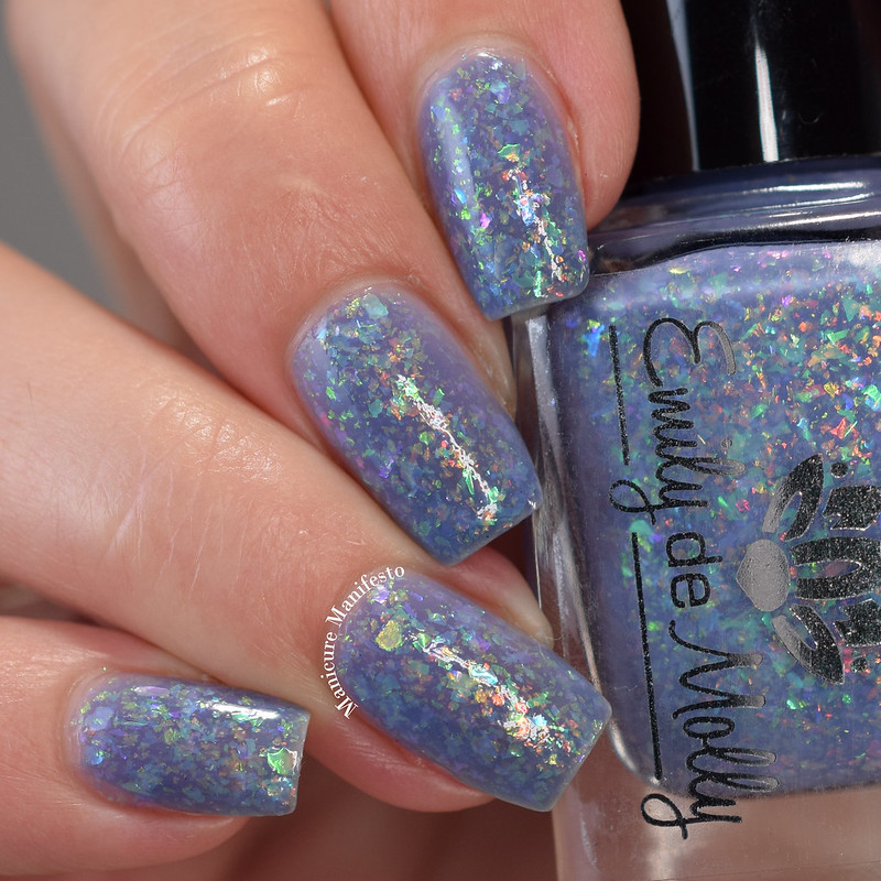 Emily De Molly Give The Act Up swatch