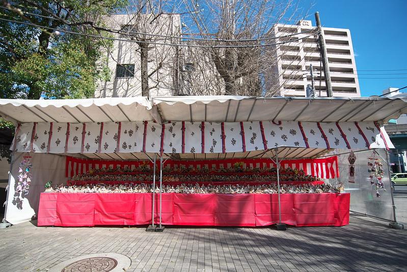 素盞雄神社(すさのおじんじゃ) 桃まつり 2020