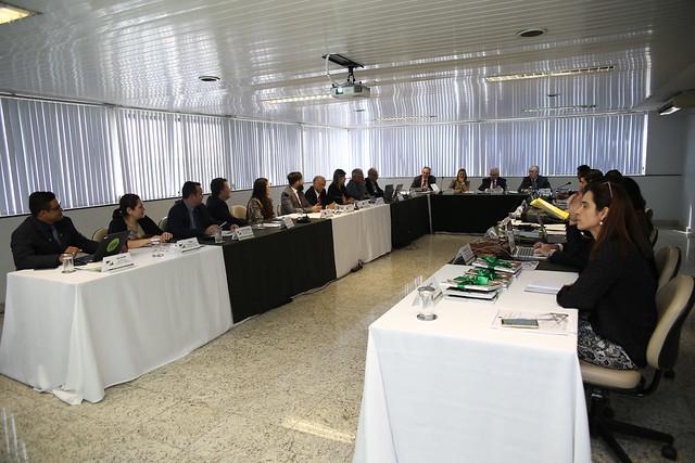 10 e 11/03/2020 - 333ª Sessão Plenária Ordinária do CFMV - Sede do CFMV