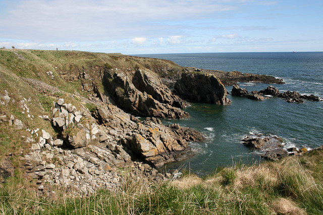 The coast at Souter Head
