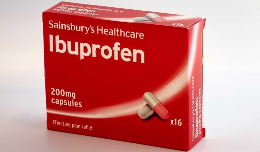 ibuprofène-affecte-les-enzymes-hépatiques-chez-la-souris