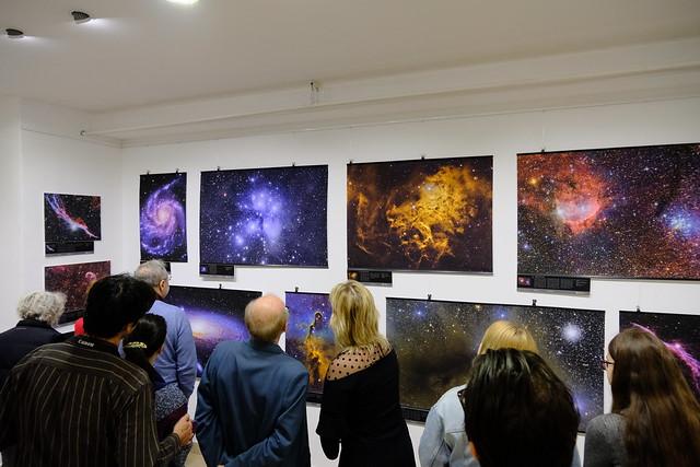 VCSE - A kiállítás megnyitóján - Ágoston Zsolt felvétele