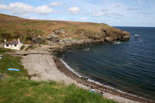 The coast at Newtonhill