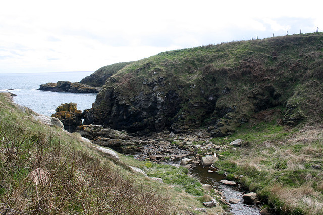 The coast south of Findon