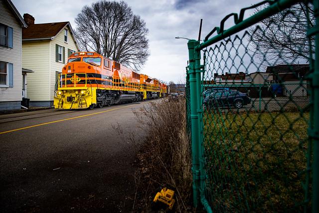 Streets of Orange
