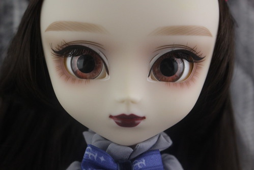 Claudia Face Up