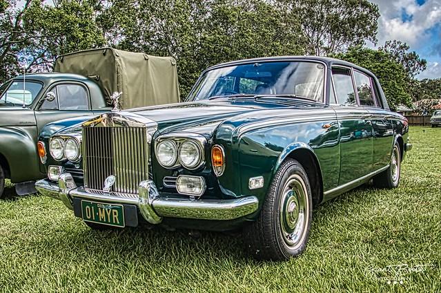 1980 Rolls Royce Silver Shadow A19 L4