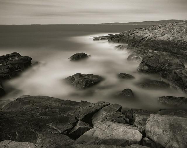 Deep Cove - Schoodic Peninsula Acadia NP Maine