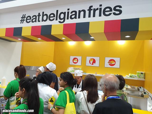 belgian fries malaysia