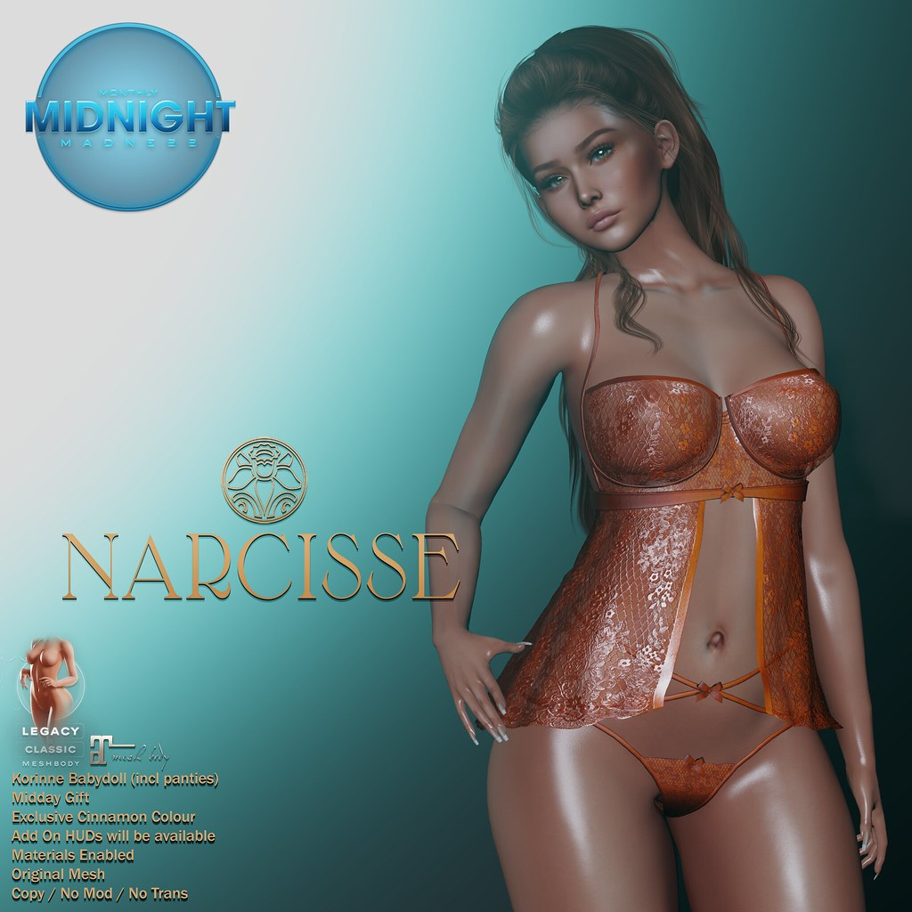 Narcisse MMM Midday March Gift