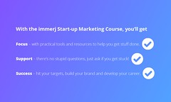 immerj Startup Marketing