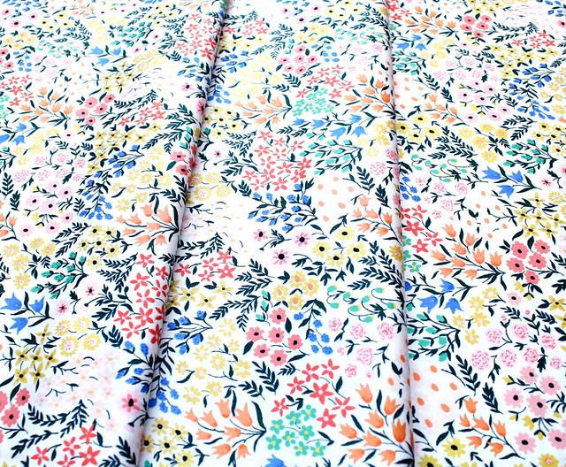 Cloud9 Fabrics Wildflower 226840 Meadow