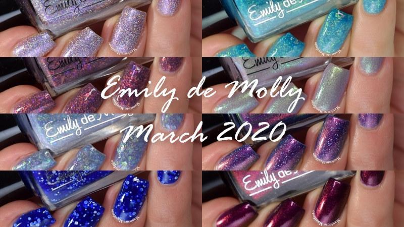 Emily De Molly March 2020 Release