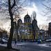 Impressive in any light. St. Vladimir's Cathedral. Evening. Kyiv. Ukraine..