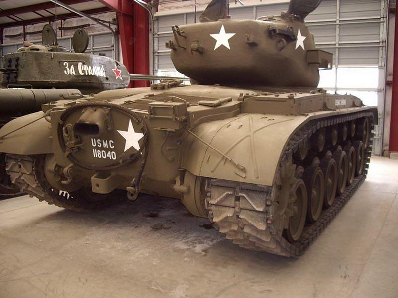 M26A1 Pershing 3