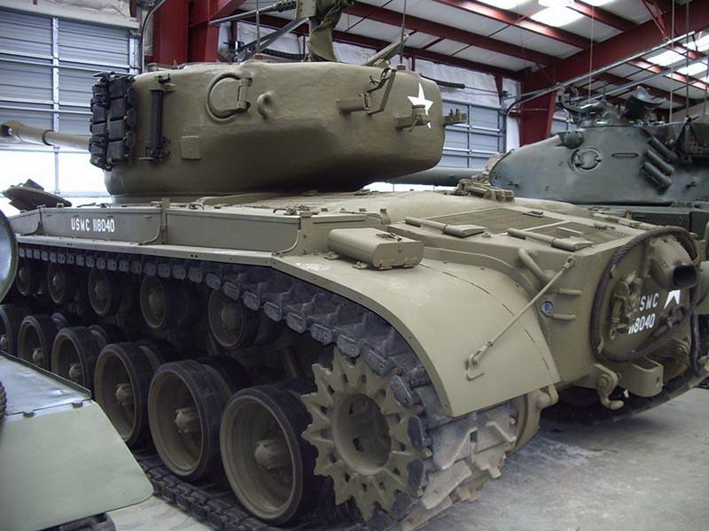 M26A1 Pershing 1