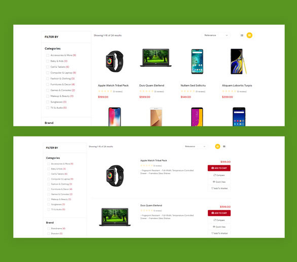 Leo Ditech Electronics & Gadgets PrestaShop Theme -  Multiple Styles Layouts for Shopping