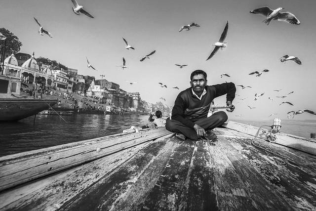 Cruising Ganges | Varanasi