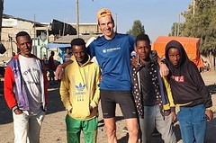 """Bekele jej inspiroval k běhání. Nyní trénuje v """"jeho"""" zemi"""