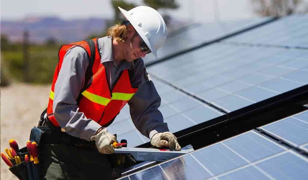 Un nouveau record pour les cellules photovoltaïques