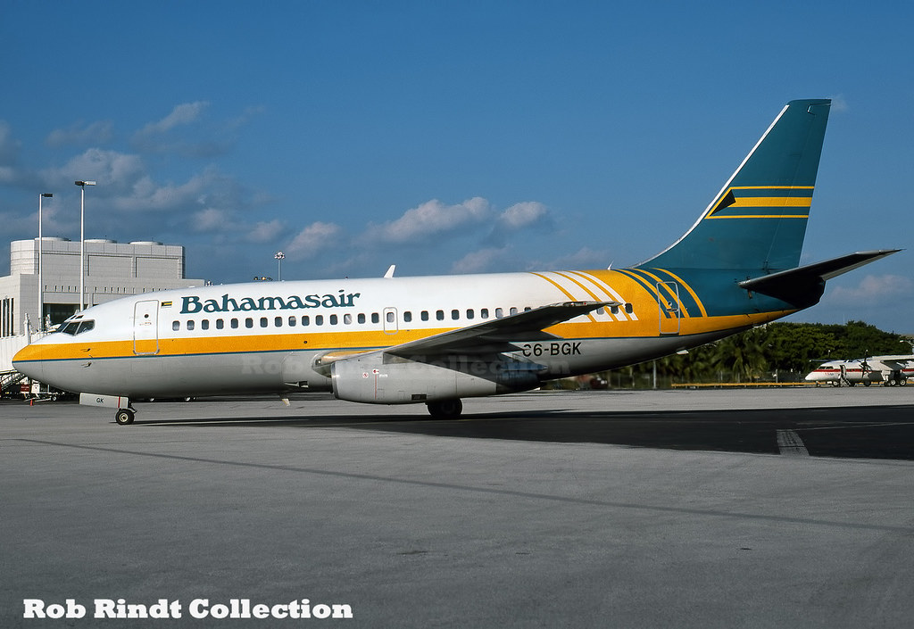 Bahamasair B737-275/Advanced C6-BGK