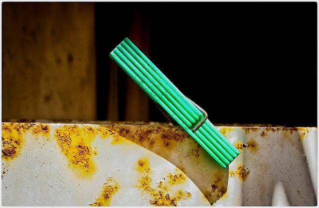 Diagonal Verde (Green Diagonal)