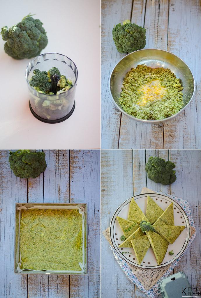 Focaccia ai broccoli geniale