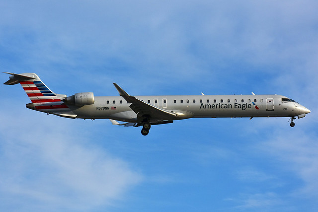 N579NN (American Eagle - PSA Airlines)