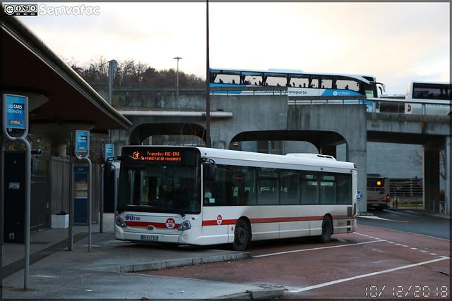 Heuliez Bus GX 337 – Transdev RAI (Rhône Alpes Interurbain) – RNA (Rhône Nord Autocars) / TCL (Transports en Commun Lyonnais) n°3150