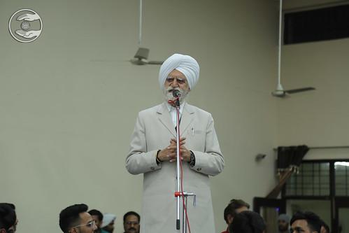 Member Executive Committee SNM, HS Chawala Ji