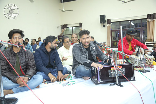 Devotional song by the devotees