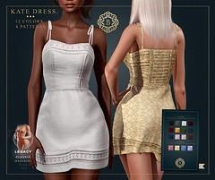 Bellucci - Kate Dress - @ equal10