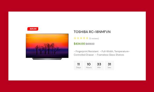 Leo Ditech Electronics & Gadgets PrestaShop Theme - Special Offers