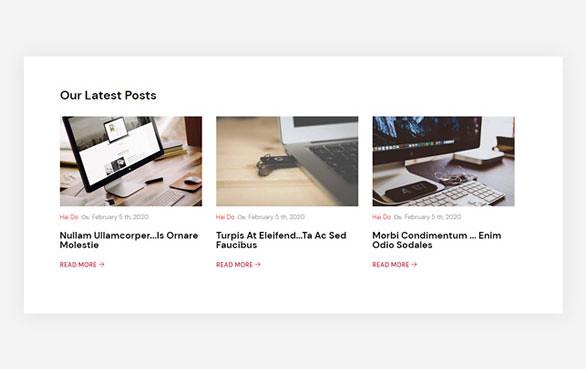 Leo Ditech Electronics & Gadgets PrestaShop Theme - Smart Blog With Grid & List Style
