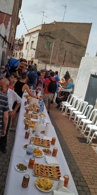 (2019-07-07) Pasacalle Gent de Nanos y Collà El Terròs - José Vicente Romero Ripoll (00)