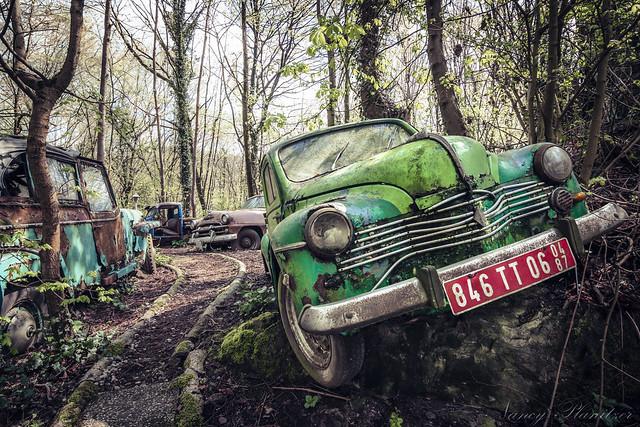 old Renault